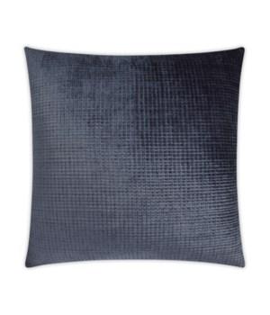 Opulence Square Cobalt Pillow