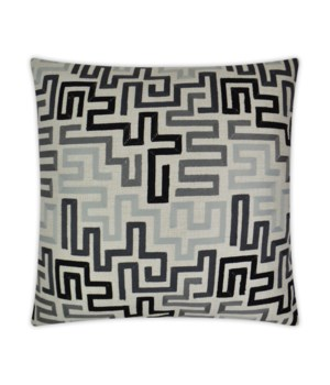 Labyrinth Square Alloy Pillow