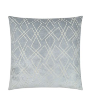 Shattered Square Glacier Pillow