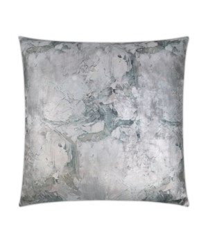 Untamed Chic Square Mineral Pillow