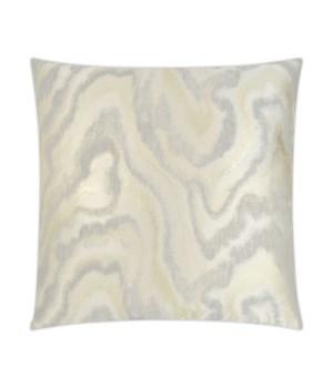 Waves Square Ash Pillow