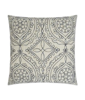 Timelessness Square Ivory Pillow