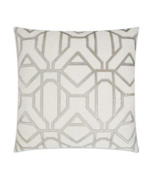Enigma Square Pillow