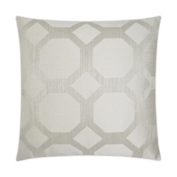 Statler Square Pearl Pillow