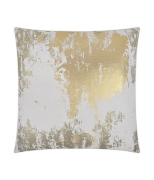 Roxy Square Gold Pillow