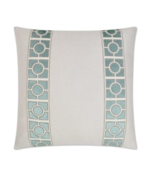 Vendome Square Seaglass Pillow