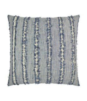 On The Fringe Square Pillow