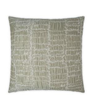 Frisee Lumbar Taupe Pillow