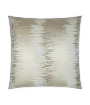 Oceana Square Ivory Pillow