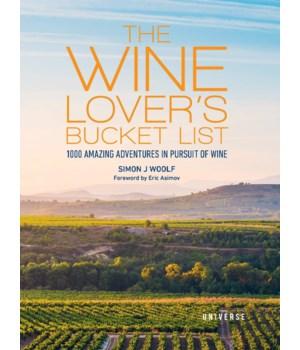 Wine Lover's Bucket List