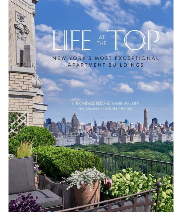 Life at the Top: NY Exceptional Apt Buildings