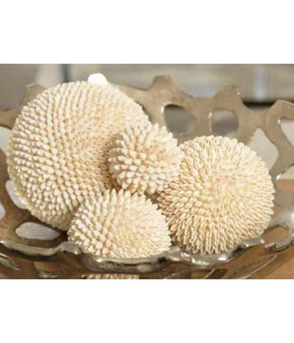 Palay White Shell Fill Balls