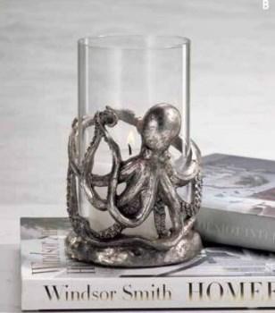 Mouth Blown Glass Vase