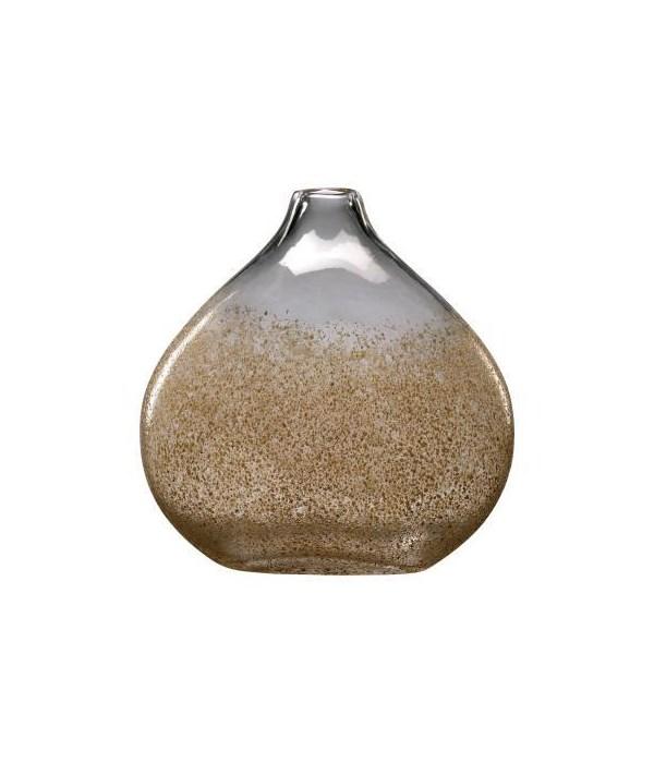 Large Russet Vase