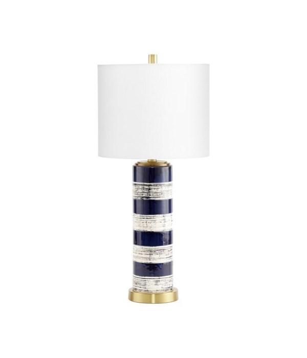 Britle Brush Table Lamp