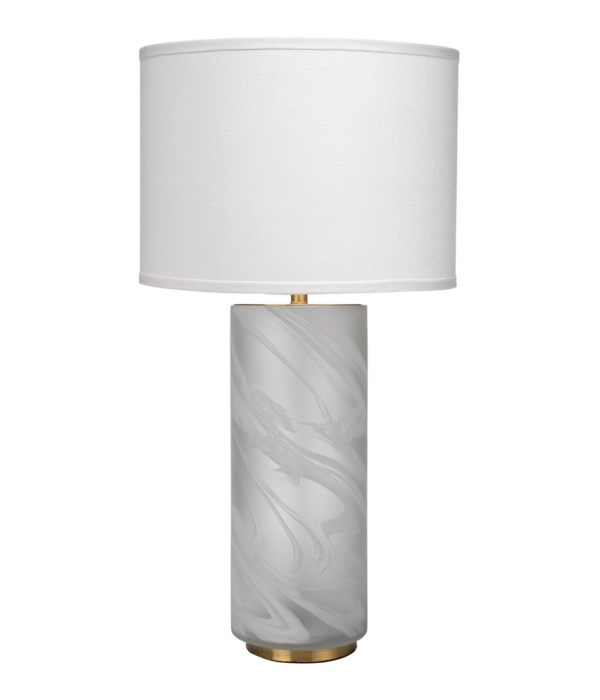 Large Streamer Table Lamp