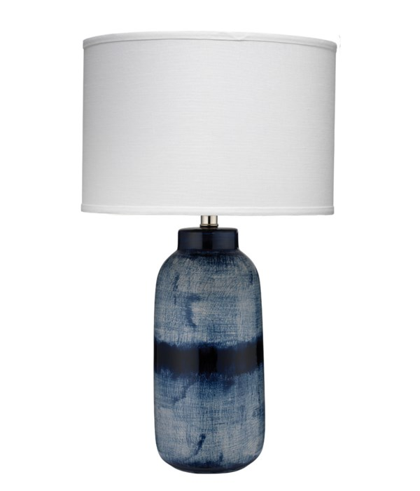Batik Table Lamp, Large
