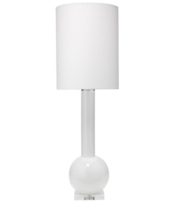 Studio White Table Lamp