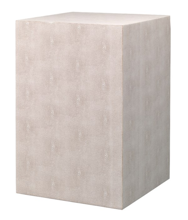 Structure Square Side Table