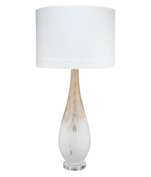 Dewdrop Table Lamp, Gold Ombre