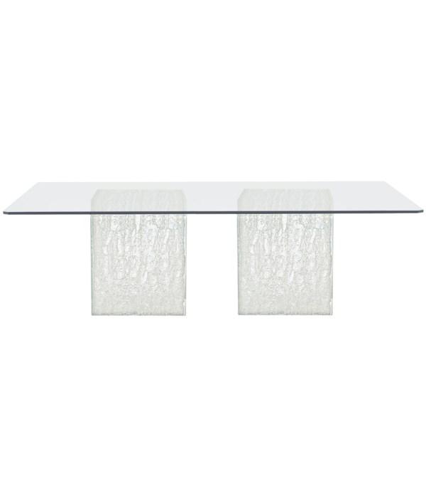 Arctic Rectangular Dining Table