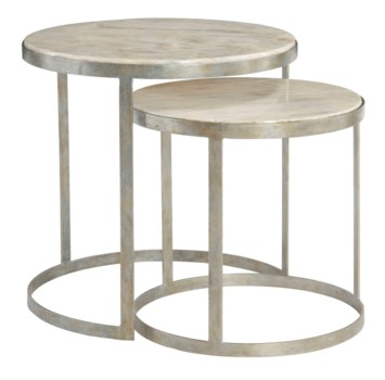 Tiffin Nesting Tables, Set of 2