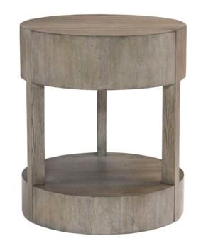 Calder Round Nightstand