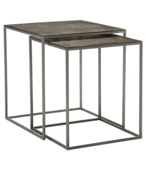 Eaton Nesting Tables, Set of 2