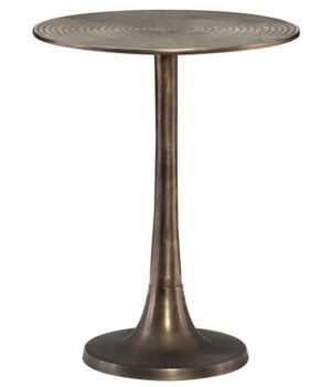 Calla Round Chairside Table