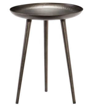 Monfort Round Chairside Table