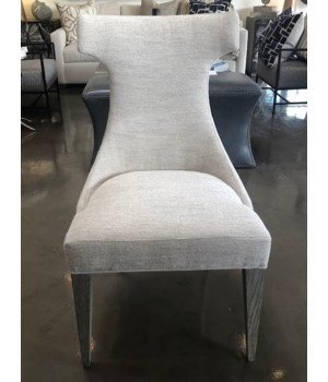 Tahlia Side Chair, 1319-021 GR J, Weathered Griege