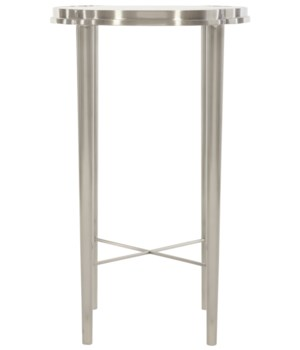 Allure Chairside Table