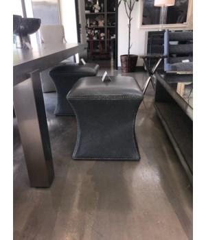 Roscoe Ottoman, Leather 0269-110, GR 6, NC 44