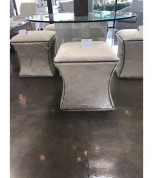 Roscoe Ottoman, Leather 0163-000, GR 8, NC 44