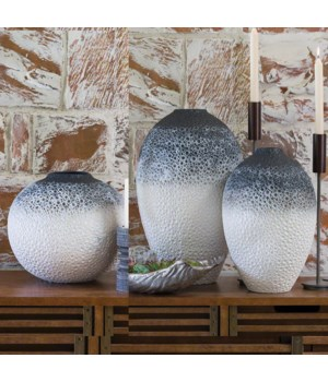 Celestial Vase, Ombre, Medium