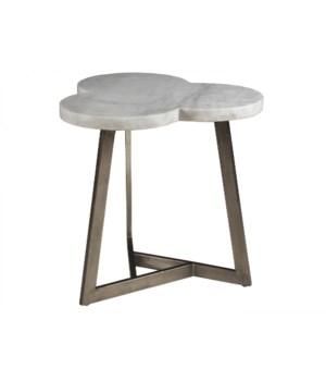 Aristo Clover End Table