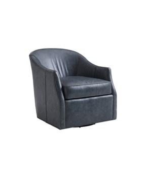 Escala Leather Swivel Chair, 9628-71 GR 5