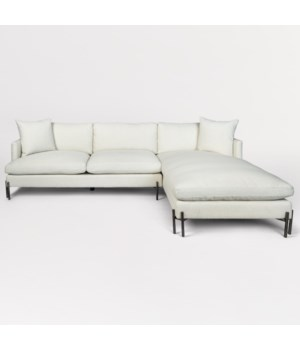 Britton Sectional Right Facing Chaise