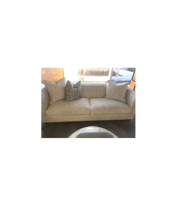 Noah Sofa, Fabric 1832-110, GR H, NC 44, 751 Mocha