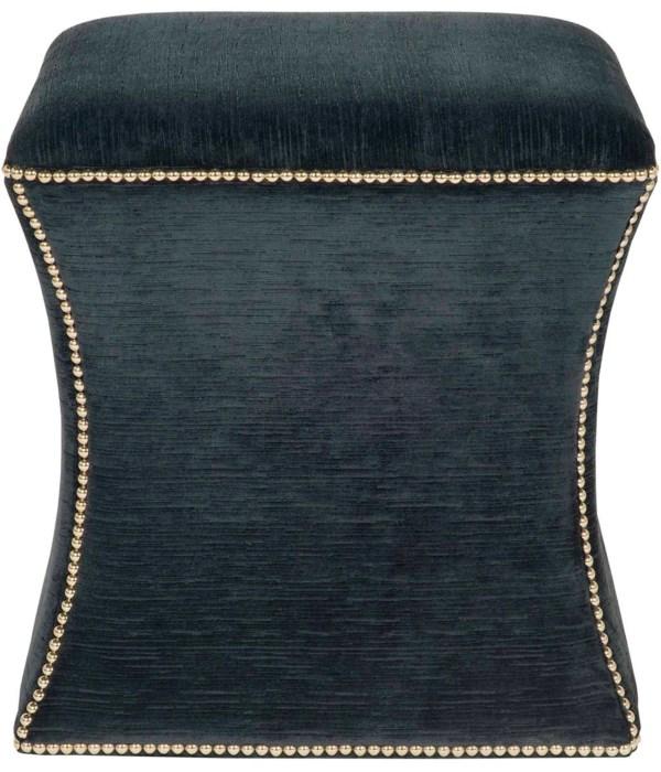Roscoe Ottoman, 1372-011, GR O, Antique Nickel