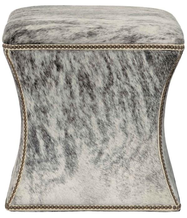 Roscoe Ottoman, Leather 163-000, GR L8, NC: 44