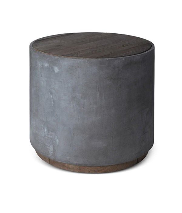 Griffin Round End Table