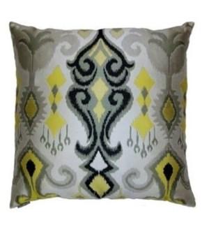 Vibrant Square Pillow