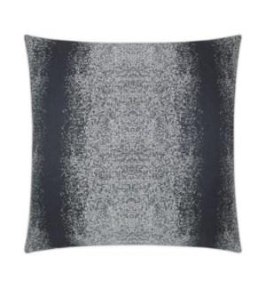 Illuminare Square Noir Pillow