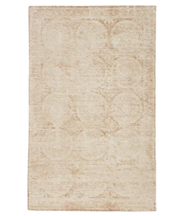 """Brentwood by Barclay Butera Crescent Tannin, White Swan 18"""""""