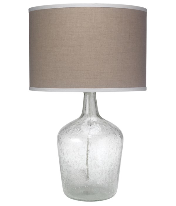 Plum Jar Table Lamp