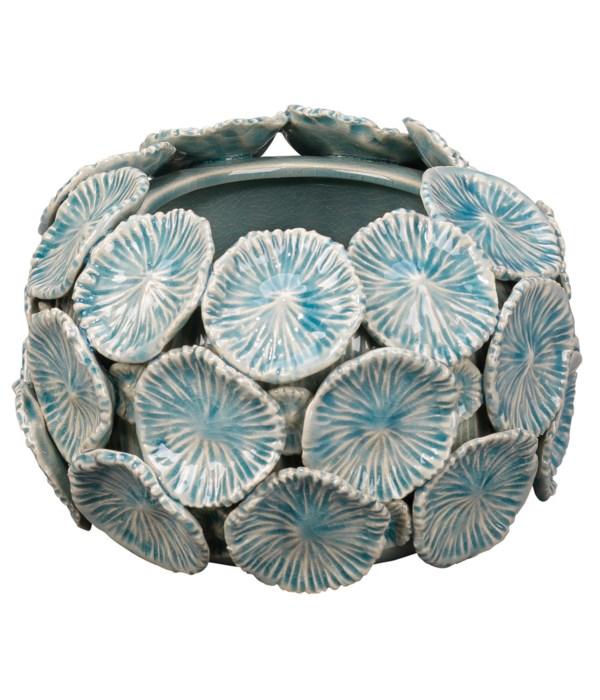 Reef Floral Bowl