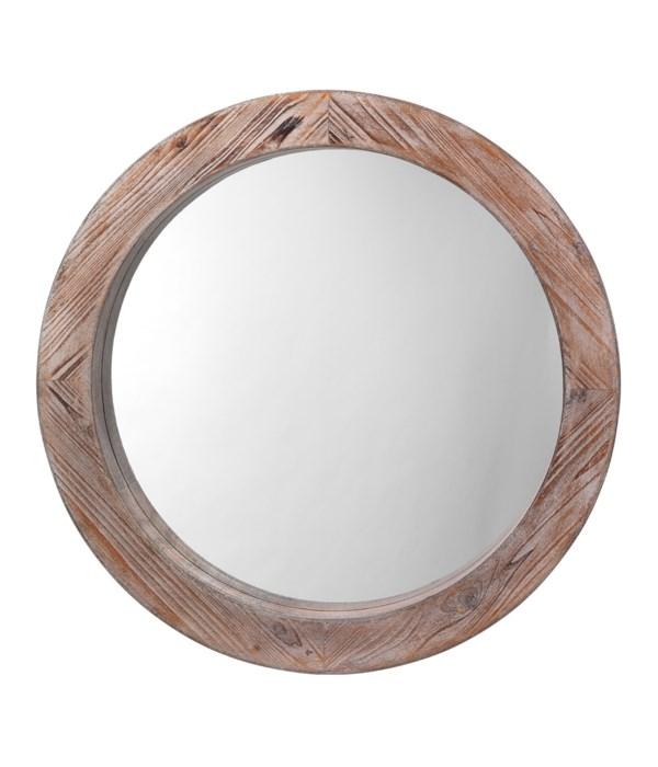 Reclaimed Mirror