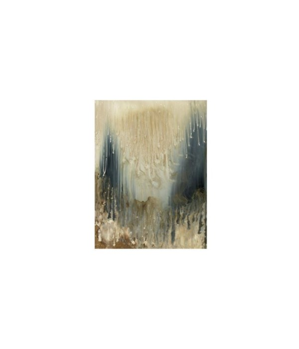 47x62 Winter Stroll I, Glass Coat, Grame 36P1705