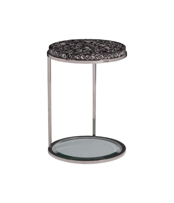 Mariana Round Spot Table